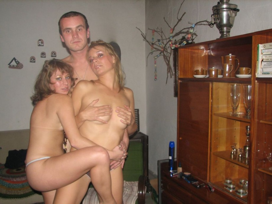Gallery: Stolen pics 04 - group of naked amateurs | Picture: 13833 ...