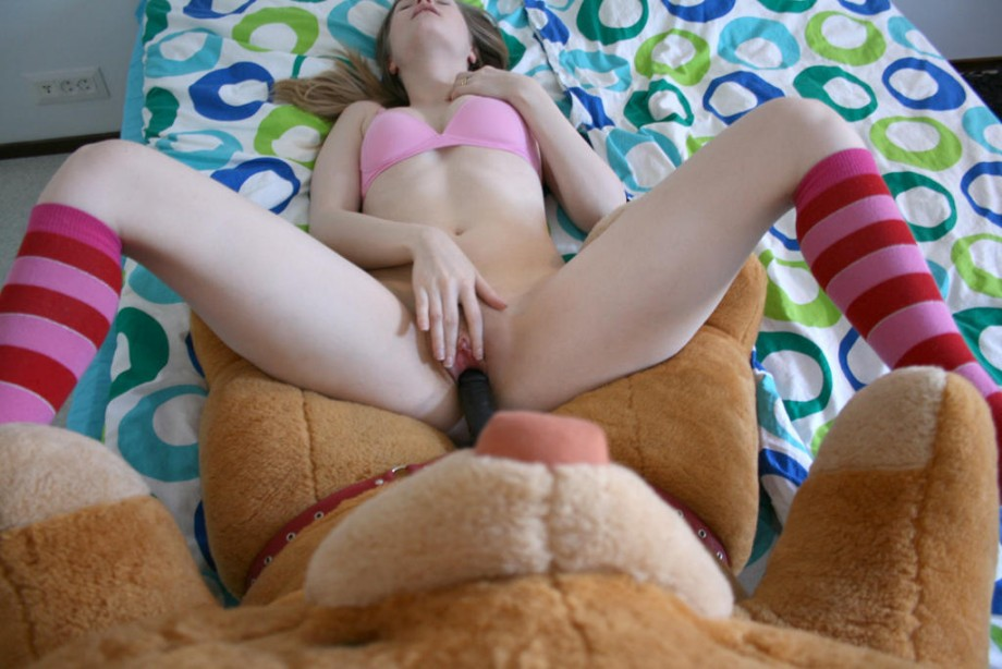 boy having sex with teddy bear porn