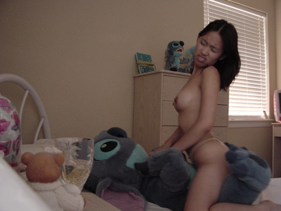 Hot Asian Teen Fucking Stuffed
