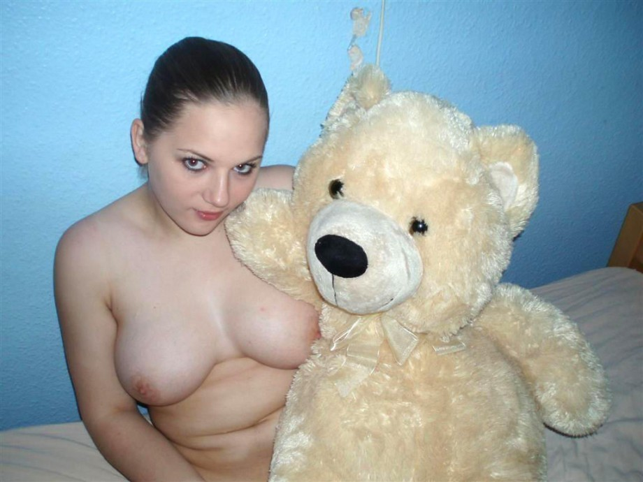 Naked posing various woman