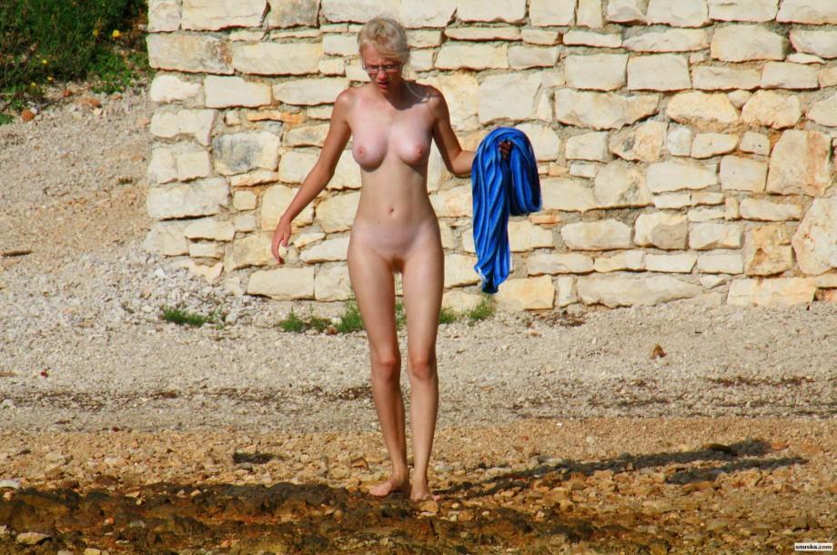 Danish nude beach girls
