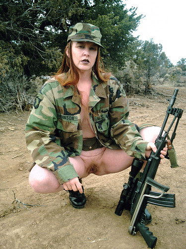 army porn young girls