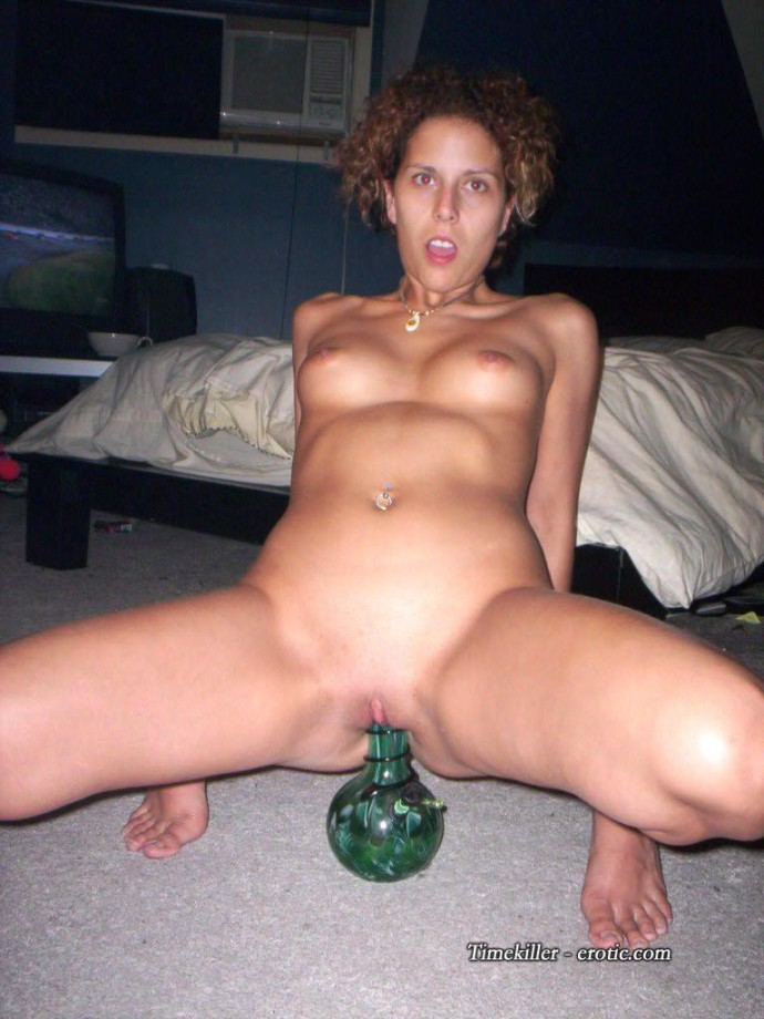 Think, real picture of girl with vibrator think, that