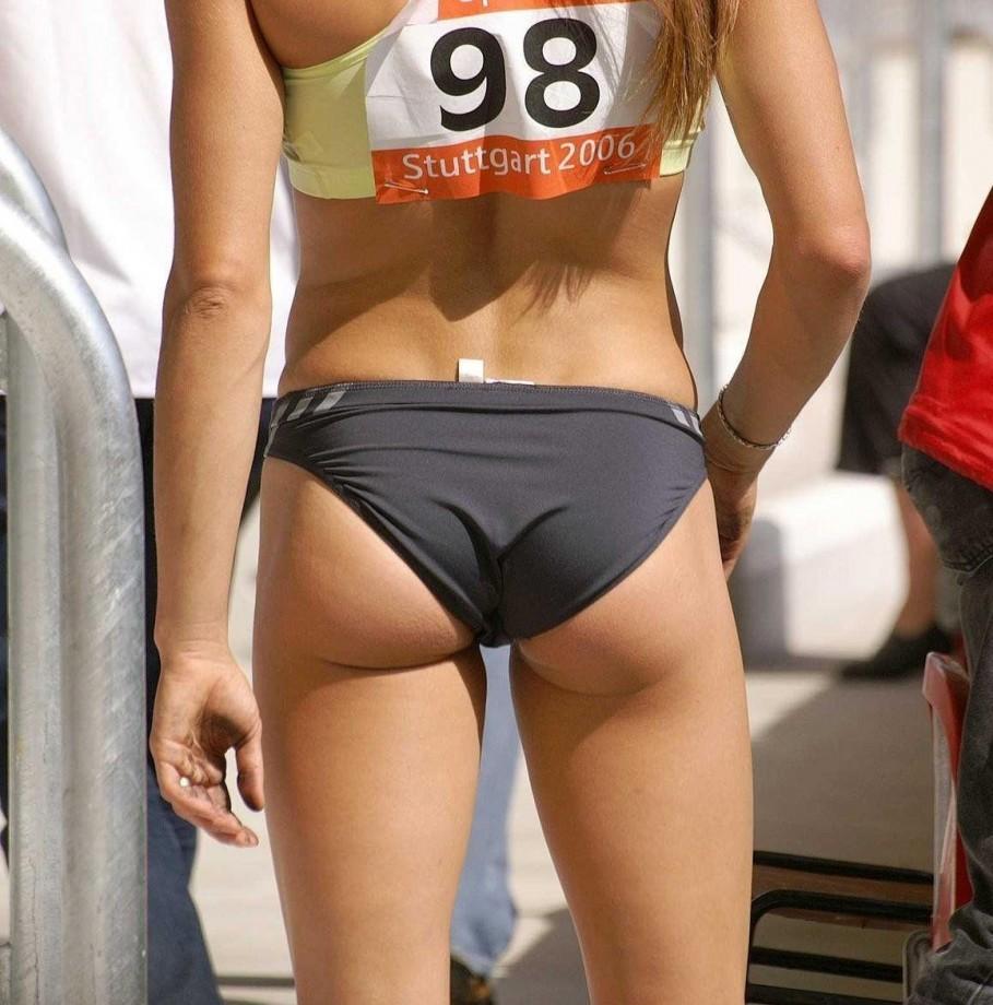 Спортивная женская жопа 24 фотография