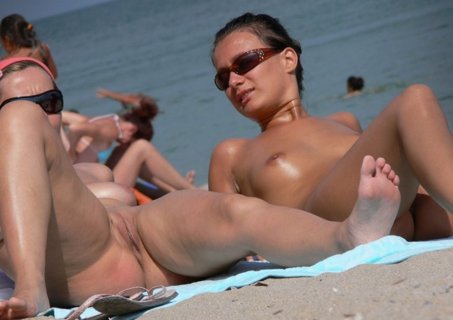 nude beach on Bottomless
