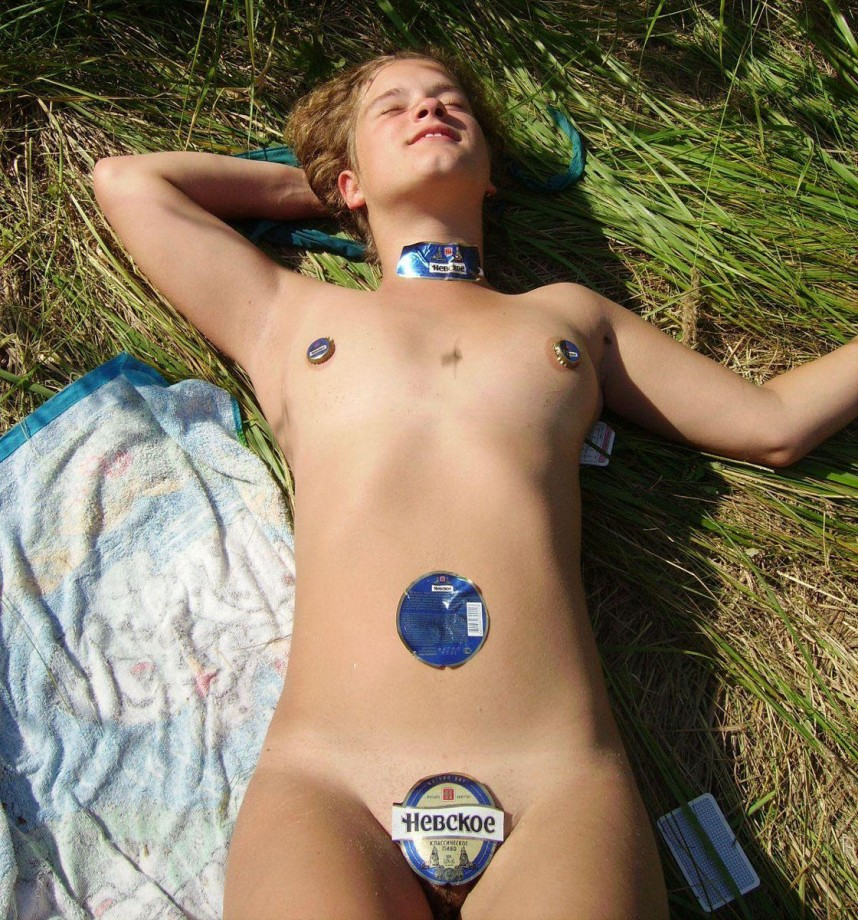 Gallery: Young nudists and theirs hot summer at the water | Picture ...