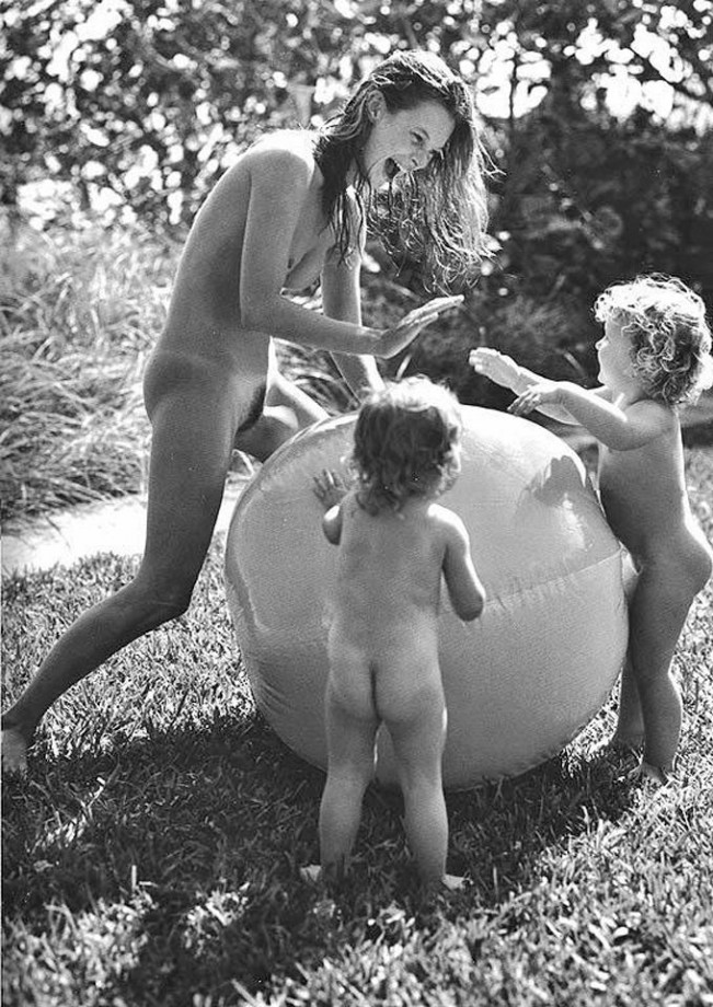 фото эротика семья
