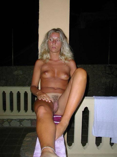 Young blond pussy puberty