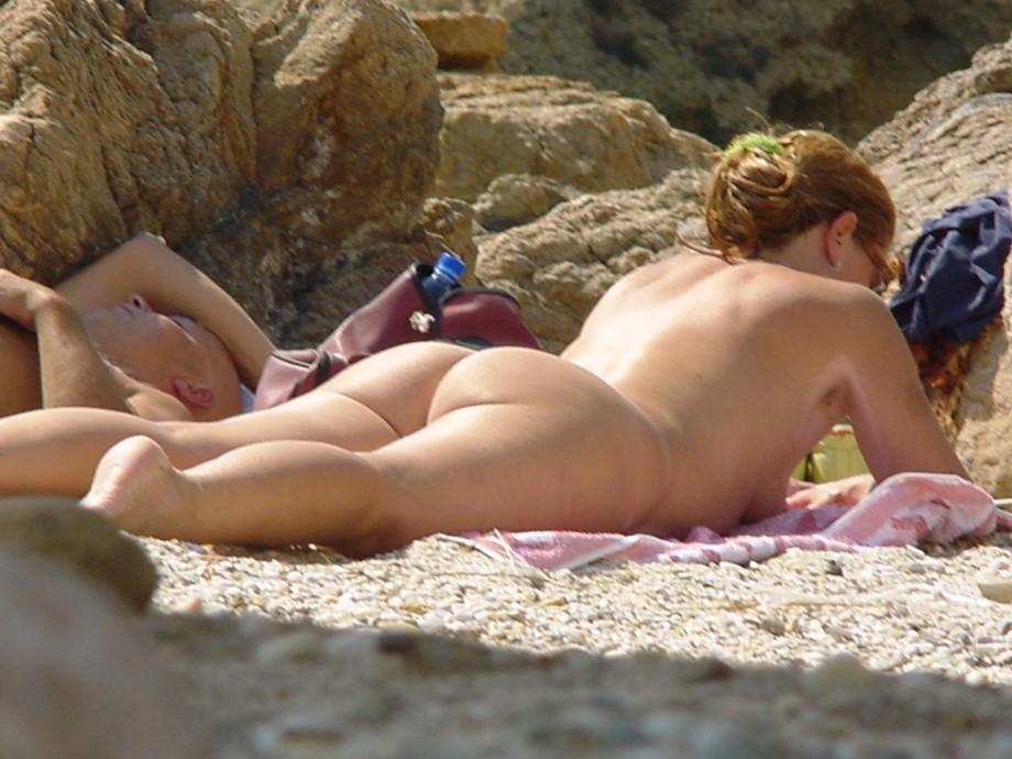 Ready help beach nudist girl mykonos