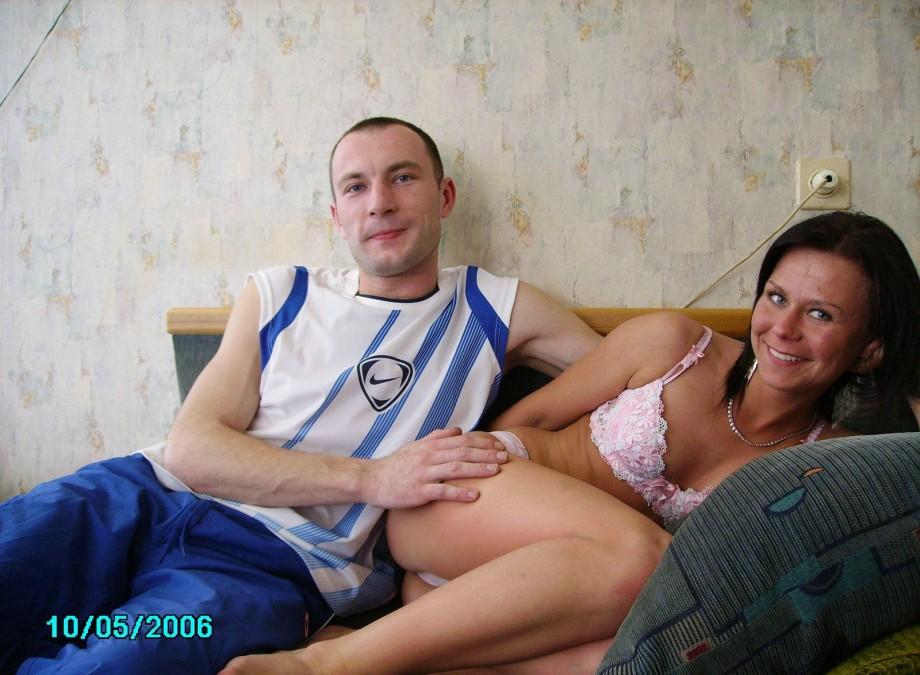 Сладкий секс русской парочки 8 фотография