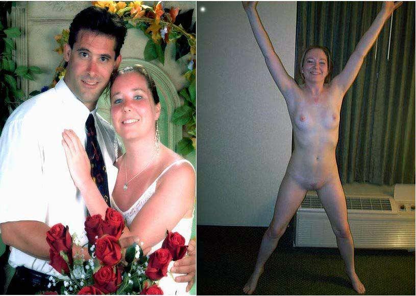 vestidas de novia o desnudas? - poringa!