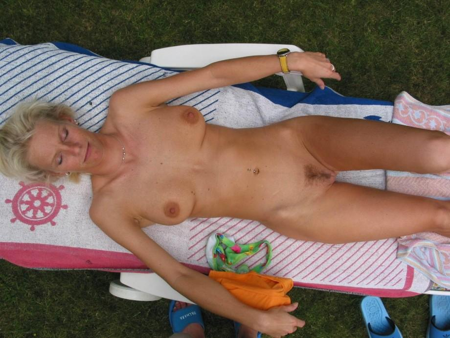 Naked Wife On Holiday