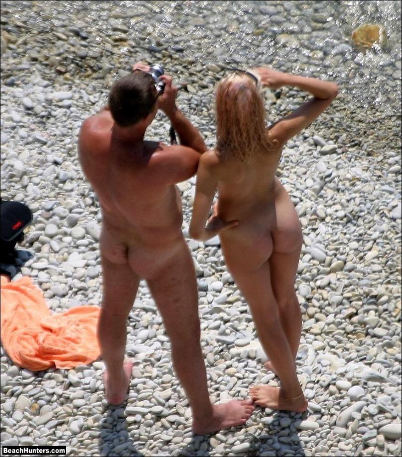 фото нудистов скрытой камерой