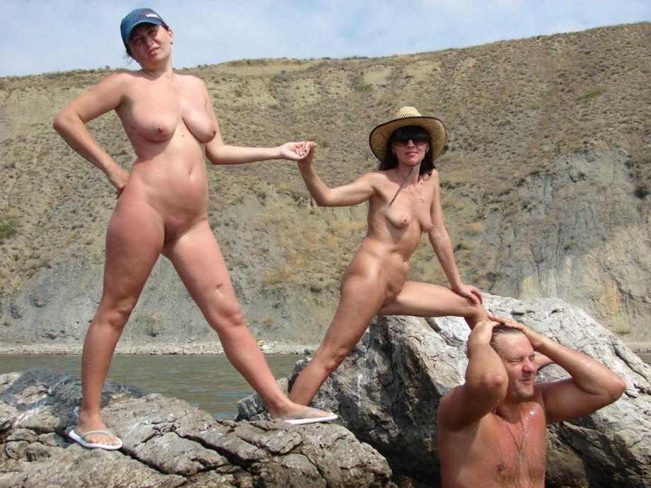 нудисти крим пляж порно