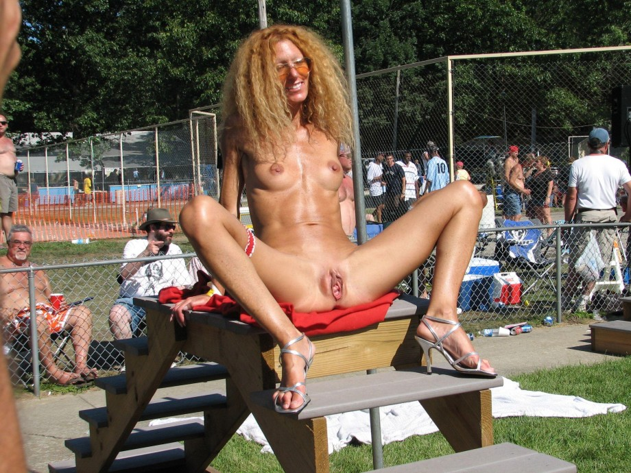Naked girls having sex at home