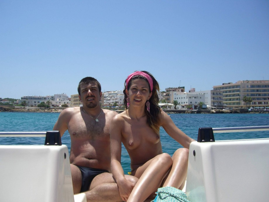 beach topless Ibiza