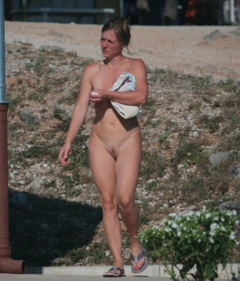 touching porn in public