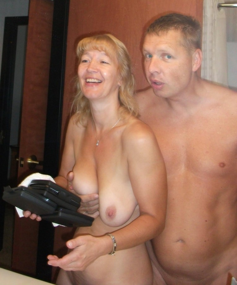 couple nude German