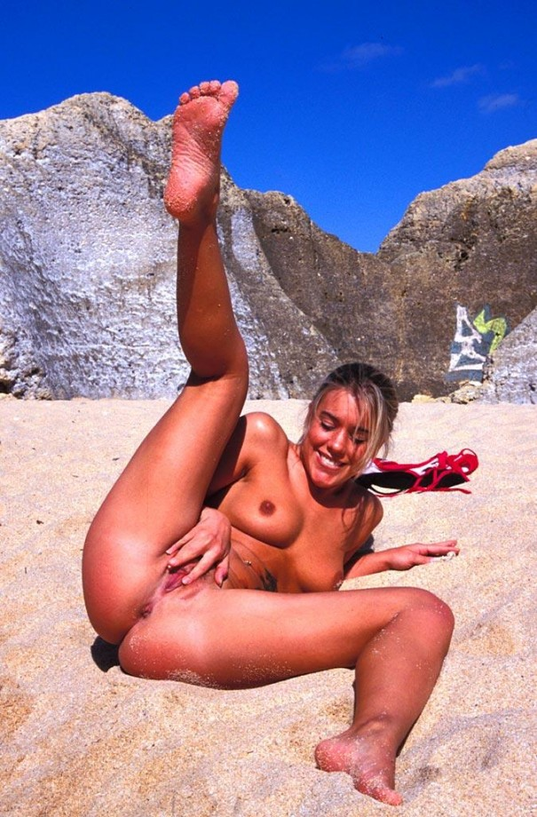 Gallery: Nude wife pics taken at the beach | Picture ...