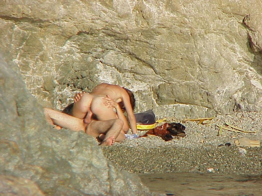 beach masturbation in spain