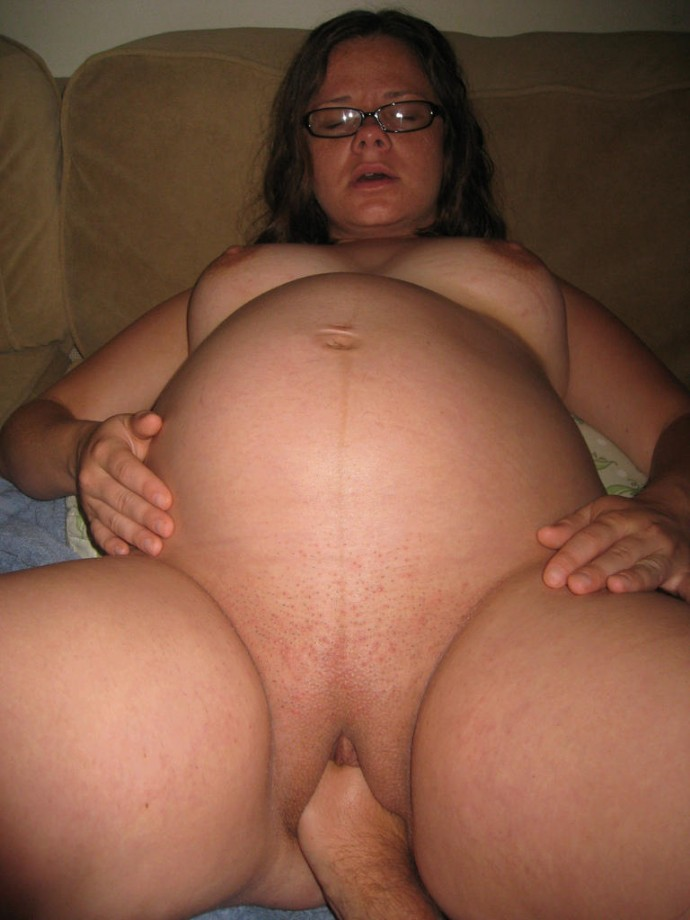 Chubby girl face covered with cum