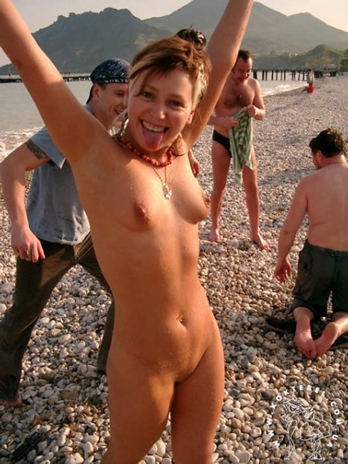 beach lesbians Amateur