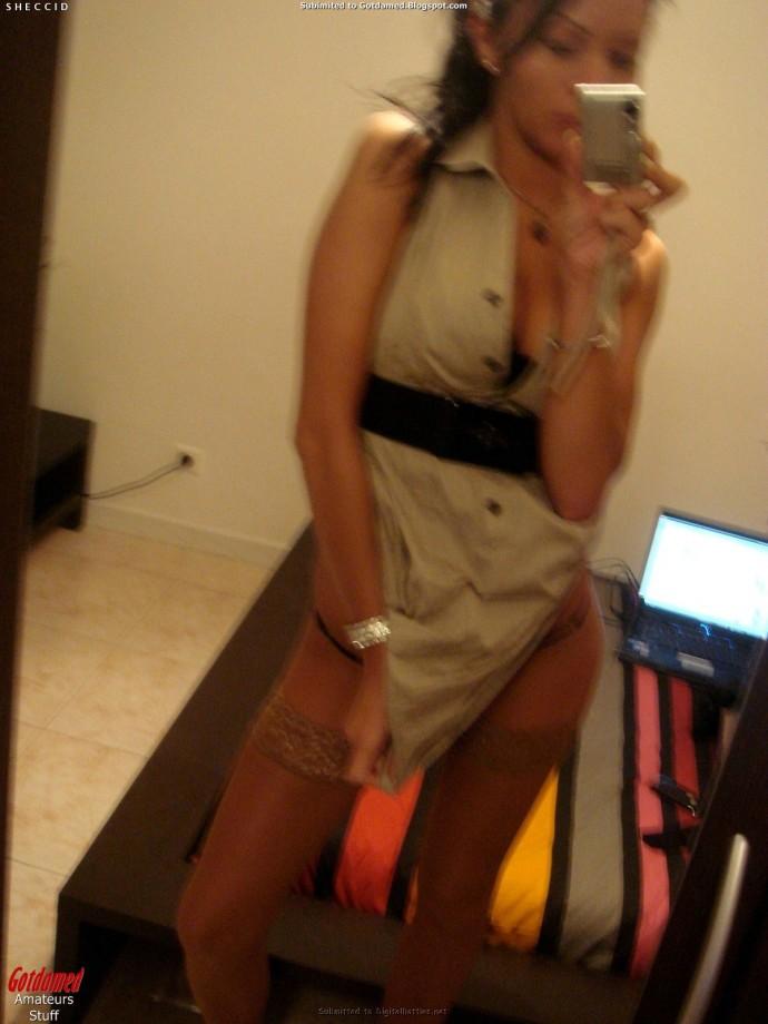 image Mature teen webcam big knocker latina is a