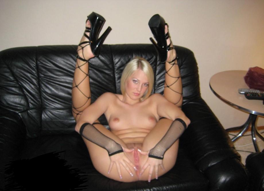 порно фото блондинки каре