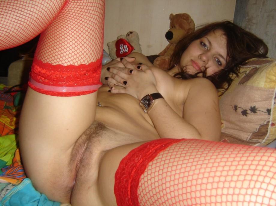 Hairy lesbian teen veronika b