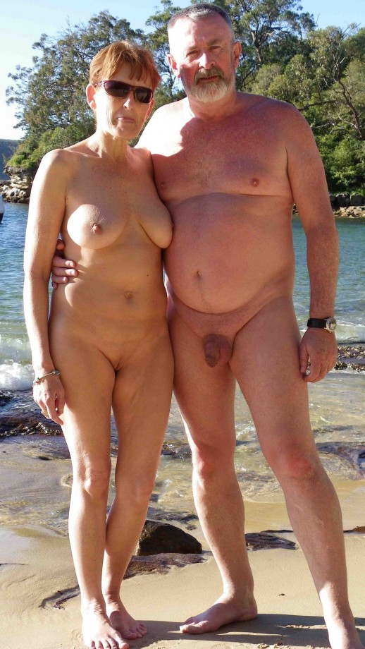 Старые голые нудисты фото