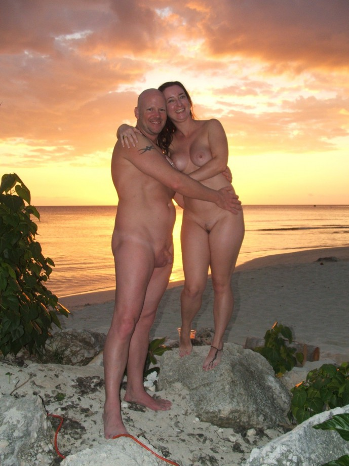 Awesome Nudist Couple On Vacation Amateur Porndish 1