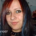 German brunette punk girlfriend