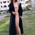 Nude in public (set) 88