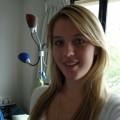 Blonde exgirlfriend