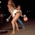 Drunk party girls