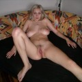 Girlfriend with big boobs in oral sex action!