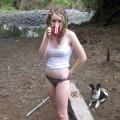 Camping slut