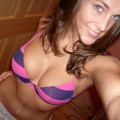Cute brunette loves to take some naughty selfshots