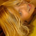 Amateur blonde dildoteen