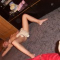 Russian amateur girl serie 216