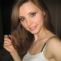 Skinny czech brunette with beautiful eyes serie 17