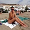 Nude beach vacation chicks