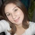 Kim - busty amateur brunette teen