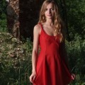 Conny - lady in red