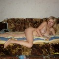 She shows her naked body 14