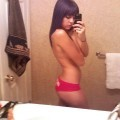 Naked amateur babe 2