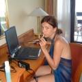 Cute german brunette on vacation - teen serie 72
