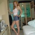 Carol - amateur blonde teen in undies
