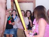 Crazy and drunk  girls on party