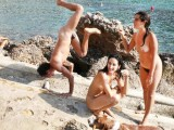 Photos young amateur nudists